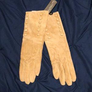 Accessories - Velour gloves